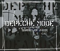 Обложка сингла «Barrel of a Gun» (Depeche Mode, 1997)