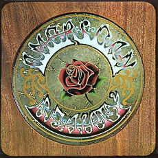 Обложка альбома Grateful Dead «American Beauty» (1970)