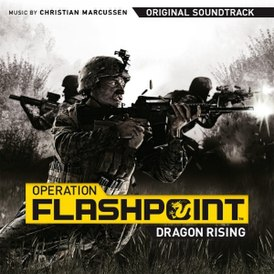 Обложка альбома к Operation Flashpoint: Dragon Rising «Operation Flashpoint: Dragon Rising» ()