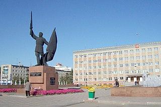 Город Уссурийск, здание администрации.JPG