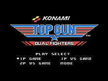 Заставка игры Top Gun The Second Mission.jpg