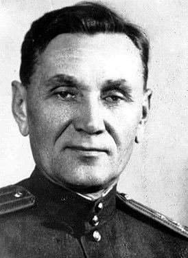 Полковник С. Т. Даниленко-Карин