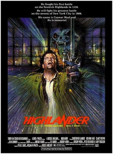 Горец / Highlander (1986) 475px-Highlander_1_poster