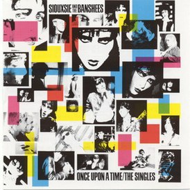 Обложка альбома Siouxsie & the Banshees «Once Upon a Time: The Singles» (1981)