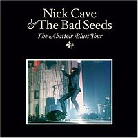 Обложка альбома Nick Cave and the Bad Seeds «The Abattoir Blues Tour» (2007)