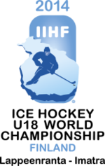 2014 IIHF Ice Hockey U18 World Championship Logo.png