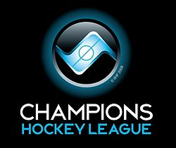 Логотип 2008–09 Champions Hockey League