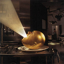 Обложка альбома The Mars Volta «De-Loused in the Comatorium» (2003)