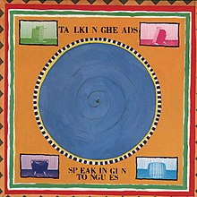 Обложка альбома Talking Heads «Speaking in Tongues» (1983)