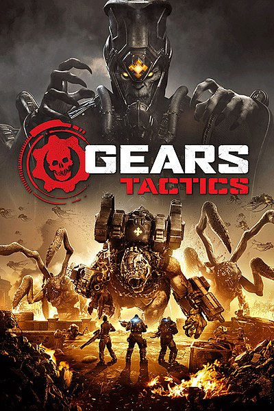 Gears Tactics \u2014 \u0412\u0438\u043a\u0438\u043f\u0435\u0434\u0438\u044f