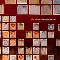 Обложка сингла «Came Back Haunted» (Nine Inch Nails, 2013)