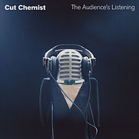 Обложка альбома Cut Chemist «The Audience's Listening» (2006)