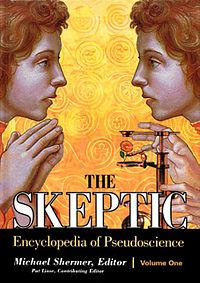 The Skeptic Encyclopedia of Pseudoscience Volume I.jpg