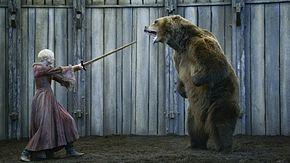 Медведь и прекрасная дева