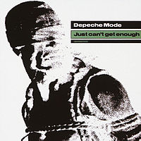 Обложка сингла «Just Can't Get Enough» (Depeche Mode, 1981)