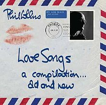Обложка альбома Фила Коллинза «Love Songs: A Compilation... Old and New» (2004)