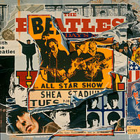 Обложка альбома The Beatles «Anthology 2» (1996)