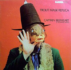 Обложка альбома Captain Beefheart «Trout Mask Replica» (1969)