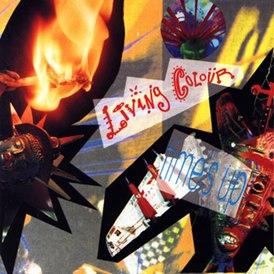 Обложка альбома Living Colour «Time's Up» (1990)