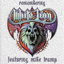 Обложка альбома White Lion «Remembering White Lion» (1999)