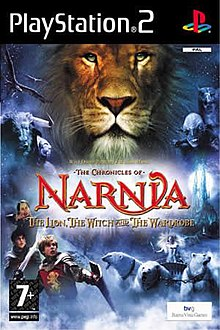 The Chronicles of Narnia- The Lion, the Witch and the Wardrobe (Обложка диска с игрой).jpeg