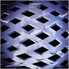 Обложка альбома The Who «Tommy» (1969)