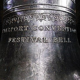 Обложка альбома Fairport Convention «Festival Bell» (2011)