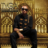 Обложка альбома Tyga «Careless World: Rise of the Last King» (2012)