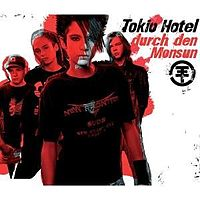 Обложка сингла «Durch den Monsun» (Tokio Hotel, 2005)