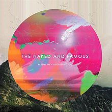Обложка альбома The Naked and Famous «Passive Me, Aggressive You» (2010)