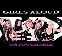 Обложка сингла «Untouchable» (Girls Aloud, 2009)