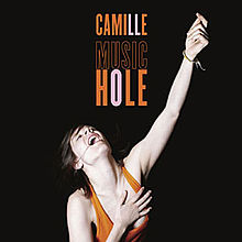 Обложка альбома Camille «Music Hole» (2008)