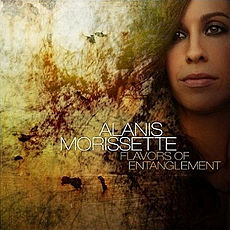Обложка альбома Alanis Morissette «Flavors of Entanglement» (2008)