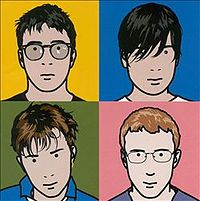 Обложка альбома Blur «Blur: The Best Of» (2000)