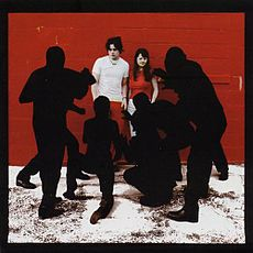 Обложка альбома The White Stripes «White Blood Cells» (2001)