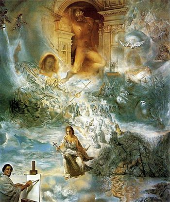 The ecumenical council by Dali.jpg