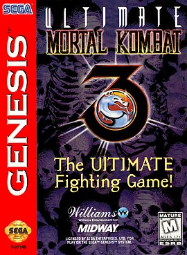 Ultimate Mortal Kombat 3 — Википедия