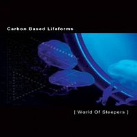 Обложка альбома Carbon Based Lifeforms «World of Sleepers» (2006)