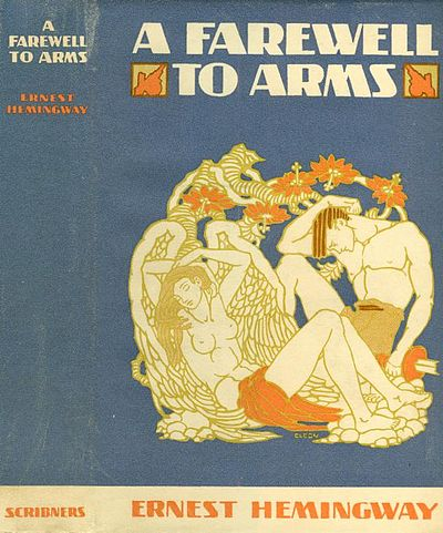 """""""a farewell to arms by hemingway"""