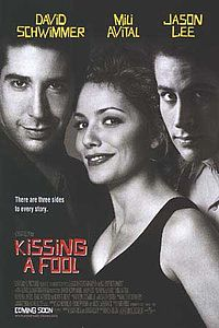 Poster of the movie Kissing a Fool.jpg