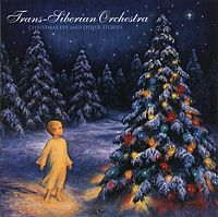 Обложка альбома Trans-Siberian Orchestra «Christmas Eve and Other Stories» (1996)