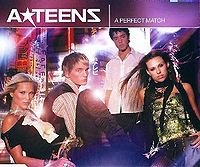 Обложка сингла «A Perfect Match» (A*Teens, 2003)