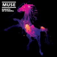 Обложка сингла «Knights Of Cydonia» (Muse, 2006)