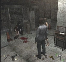 Silent hill серия игр википедия