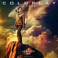 Обложка сингла «Atlas» (Coldplay, 2013)