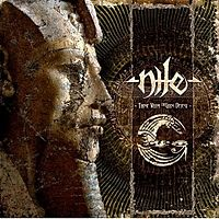 Обложка альбома Nile «Those Whom the Gods Detest» (2009)
