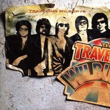 Обложка альбома The Traveling Wilburys «Traveling Wilburys Vol. 1» (1988)