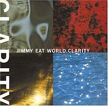 Обложка альбома Jimmy Eat World «Clarity» (1999)