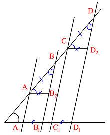 Доклад по теореме фалеса 4867