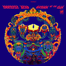 Обложка альбома Grateful Dead «Anthem of the Sun» (1968)